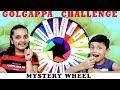 GOLGAPPA CHALLENGE Mystery Wheel #Fun Aayu and Pihu Show