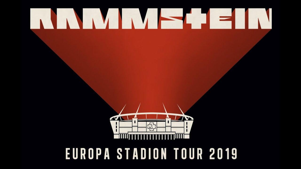 Rammstein Stadion Tour 2019 - Deutschland Part 3 - YouTube