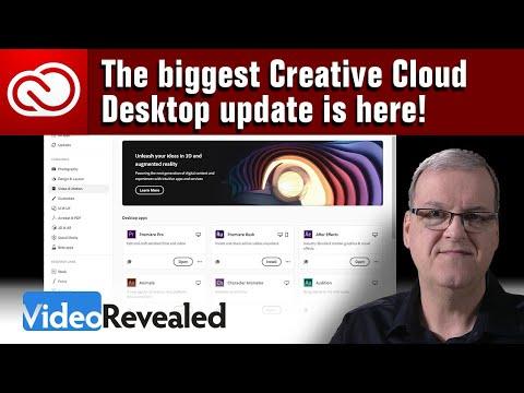 The Biggest Creative Cloud Desktop Update Is Here!