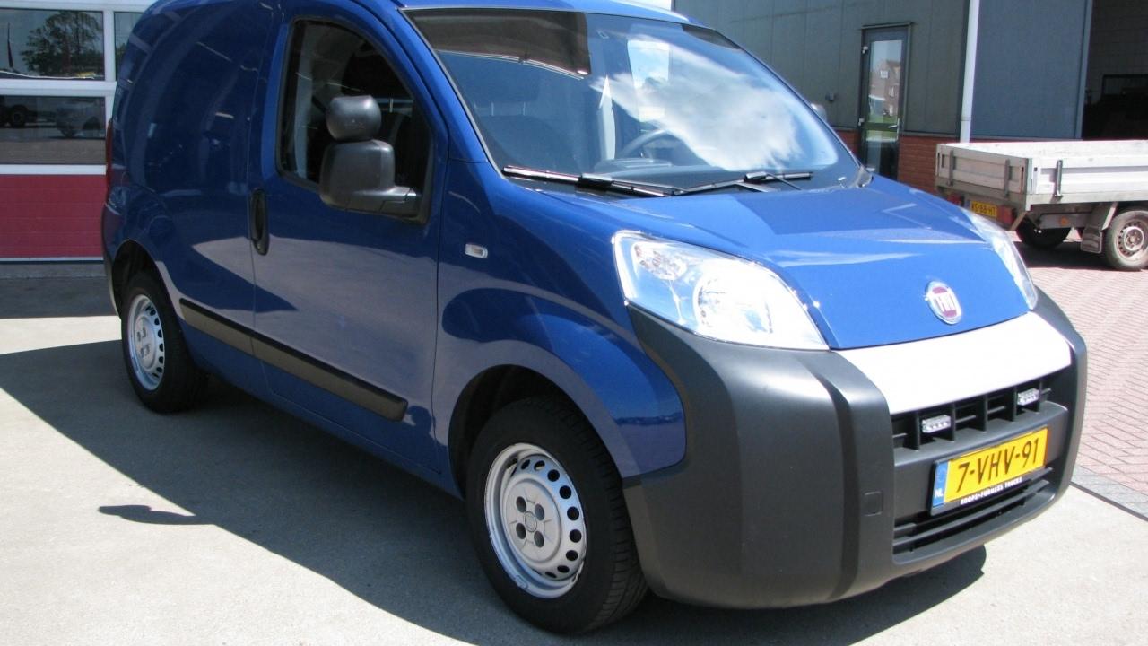 Fiat Fiorino 1 3 Mj Basis Automaat