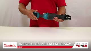 Makita DJR187Z Reciprocating Saw (Body Only) | | UK Planet Tools