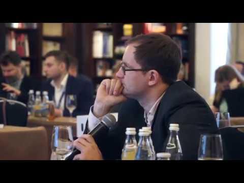Мирон Гориловский на конференции Полимерные трубы и фитинги 2018