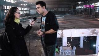 Vunk & Antonia - Pleaca (making of videoclip + interviu)