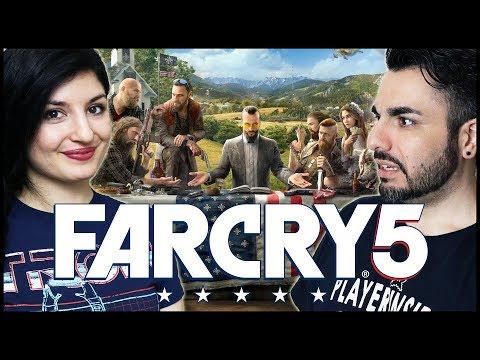 FAR CRY 5: il nostro nuovo GAMEPLAY bellissimo! No spoiler