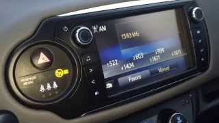 Toyota yaris hybrid 2018