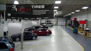 My Auto Import Center Service Lane
