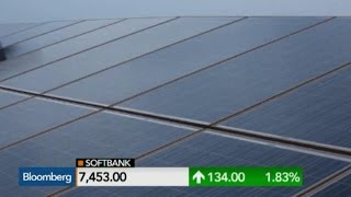 SoftBank Plans $20B India Solar Venture