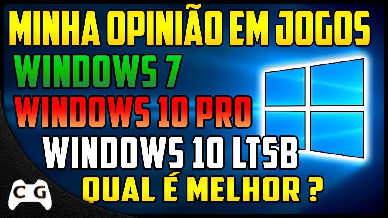 Windows 10 Ltsb Vs Pro
