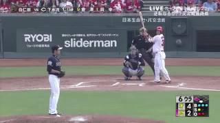 2016.6.19 下水流昂プロ初ホームラン!