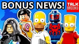 BONUS LEGO NEWS! Next Star War…