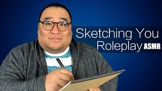 [ASMR] Sketching You Roleplay | MattyTingles