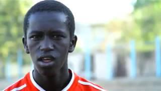 Ethiopian Messi Haileysus Melkamu Football Tricks Addis Abeba, Ethiopia