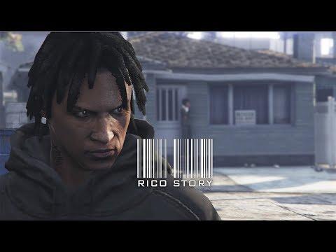 GTA 5 - Speaker Knockerz - Rico Story (Full Movie)