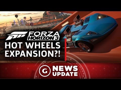 Forza Horizon 3 Gets Hot Wheels DLC Expansion - GS News Update