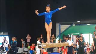 Inna Karia (2007) - Perf 11ans - Championnat de France 2018