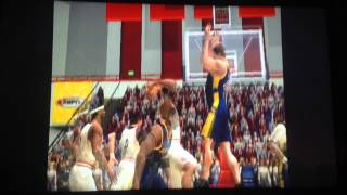 NCAA college basketball 2k3 intro