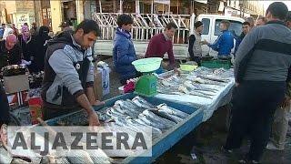 Iraq: Residents resume life in Mosul neighbourhood