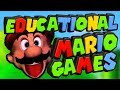 Educational Mario Games!