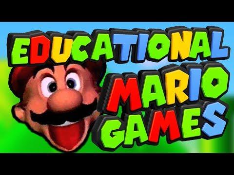 educational-mario-games!