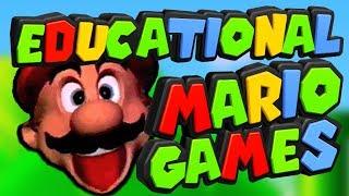 Educational Mario Games!