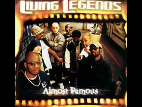 Living Legends - Anything You Want