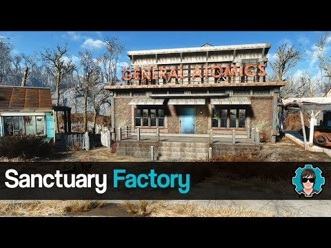 Fallout 4: Sanctuary - Factory