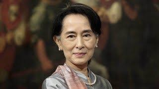 Aung San Suu Kyi says terrorism in Rakhine threat to region