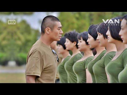 CHINESE MILITARY PARADE - Crazy Training Militar !!