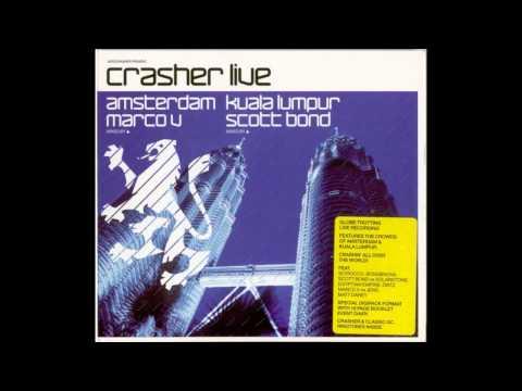 Gatecrasher - Crasher live - Marco V (Amsterdam)