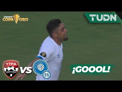 ¡AL RINCÓN! Gran gol de Jairo   T y Tobago 0-1 El Salvador   Copa Oro 2021   Grupo A   TUDN