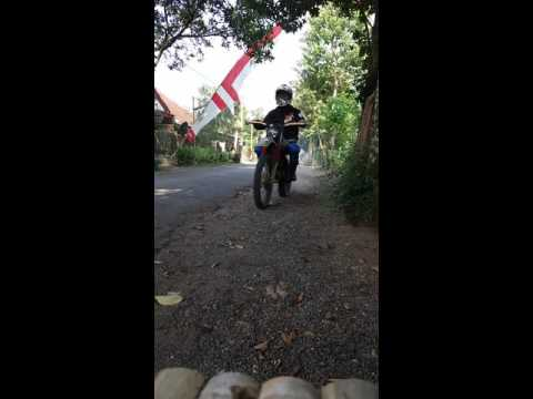 Independent adventure trail jember
