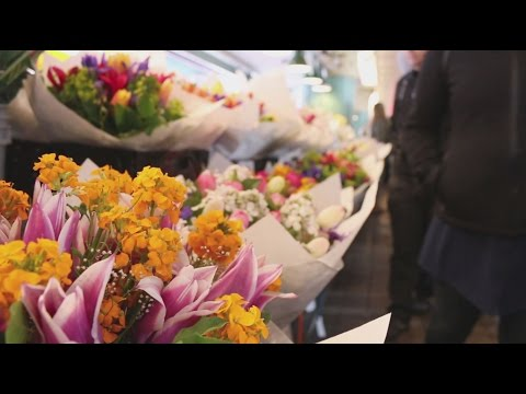 Seattle Mother's Day Market PKG