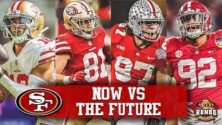 Live! Shanahan Believes In 49ers Current Wide Receivers, Nick Bosa vs Quinnen Williams Debate
