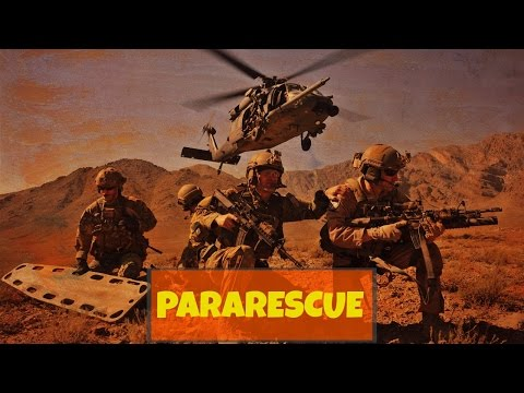 "United States Air Force Pararescue - "" That other's may live """