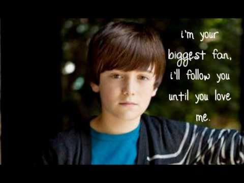 Greyson Chance-Paparazzi (With Lyrics)