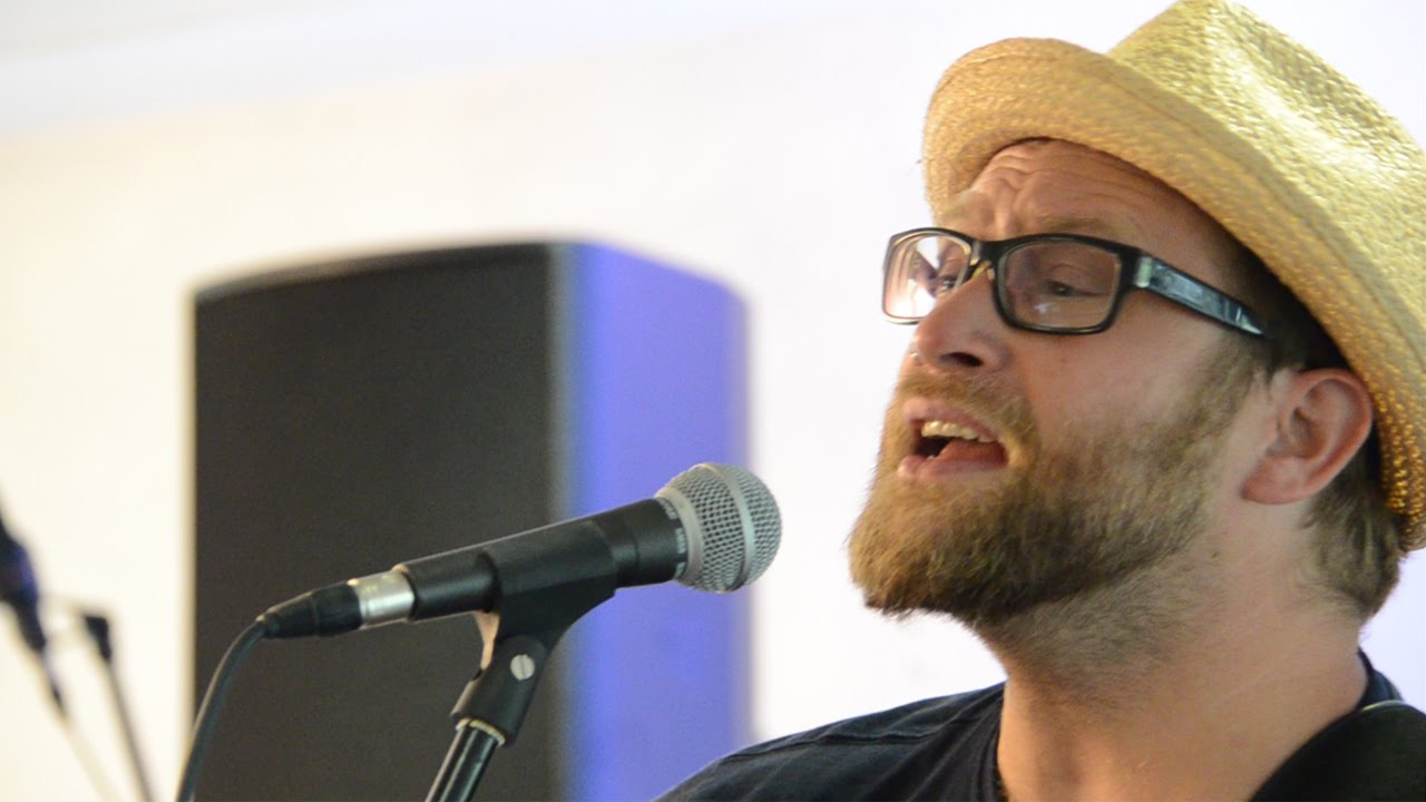 Gregor Meyle Bei Antenne 1 Minikonzert Juni 2016