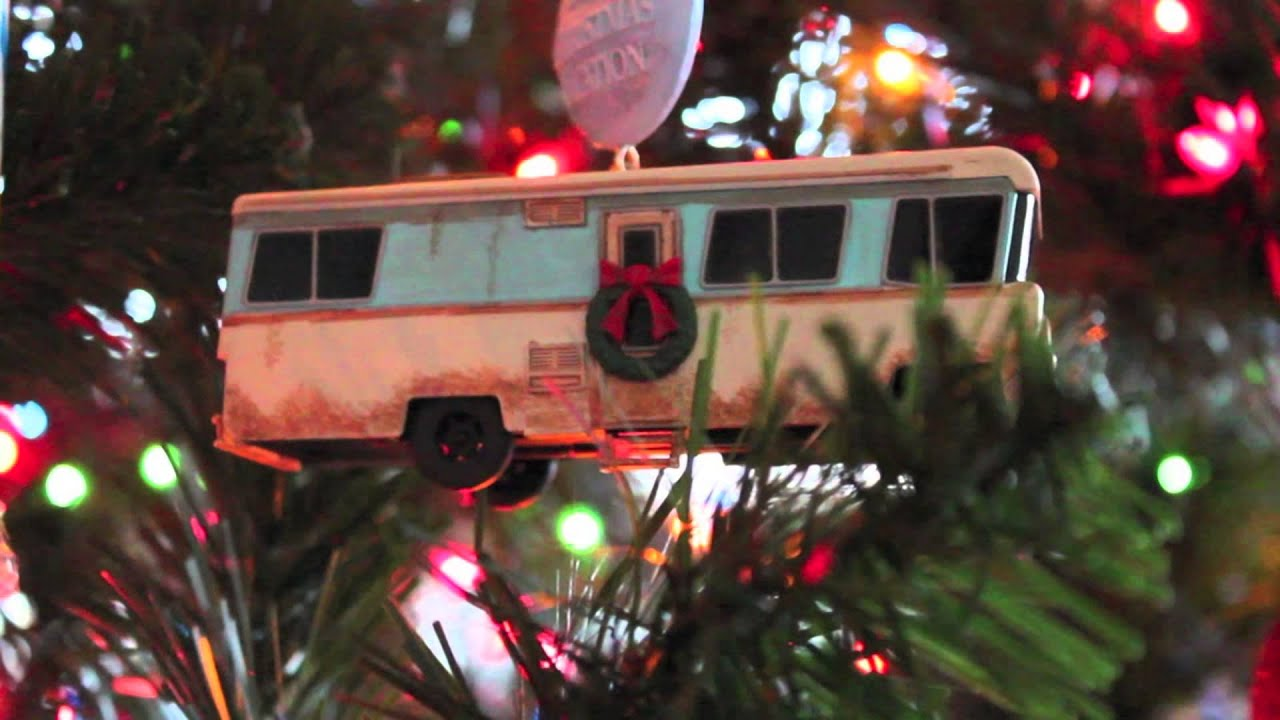 Hallmark Christmas Vacation Ornament Collection