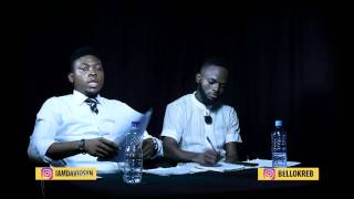 He scared the Judges THE AUDITION ep 5 featuring Josh2funny Davidsyn and Kreb Nigerian Comedy