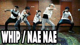 Silento - WATCH ME WHIP / NAE NAE #WatchMeDanceOn | @MattSteffanina Dance Video thumbnail