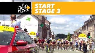 The race is on - Stage 3 - Tour de France 2017 thumbnail