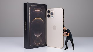 iPhone 12 Pro Max UNBOXING