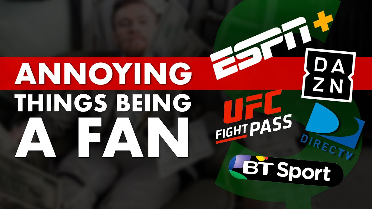 10 Most Annoying Things About Being An MMA Fan