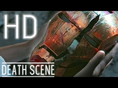 Iron Man's Death Scene in Avengers Infinity War- HD *Not Spoilers* thumbnail