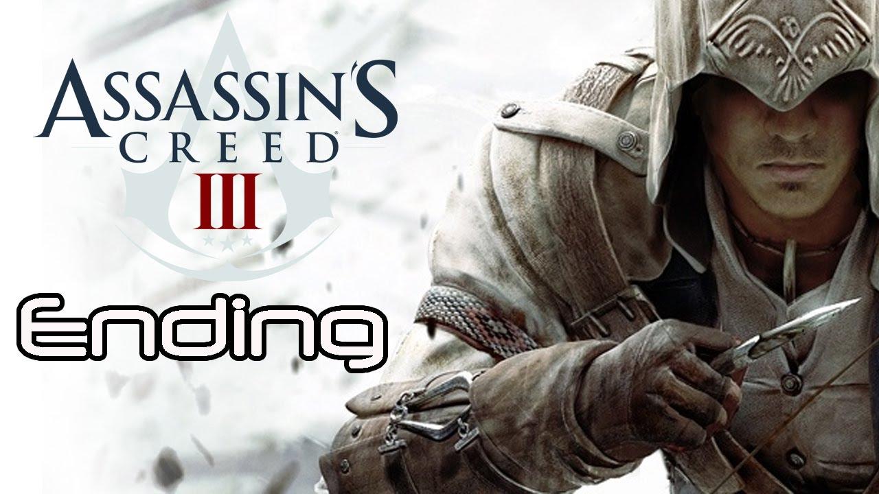 ★Assassin's Creed 3 - FULL ENDING - (Present Day) - YouTube
