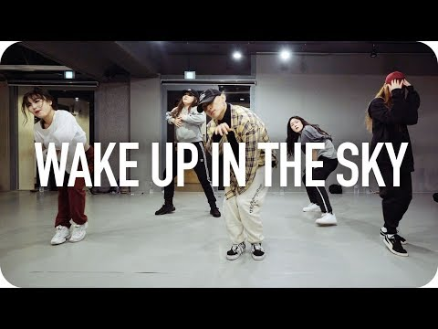 Wake Up in The Sky - Gucci Mane & Bruno Mars & Kodak Black / Eunho Kim Choreography