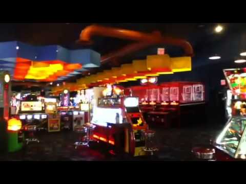 Dave And Busters 14000 Tickets Dragon Youtube