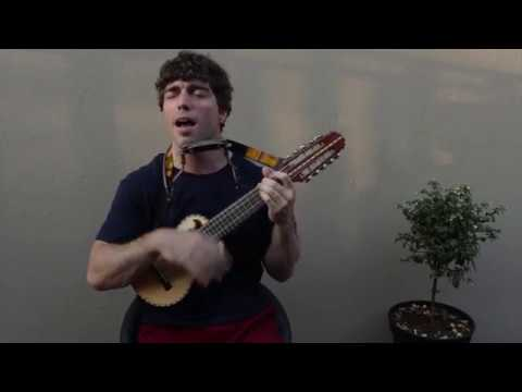 Somewhere over the Rainbow, No Woman No Cry Medley with Charango and Harmonica