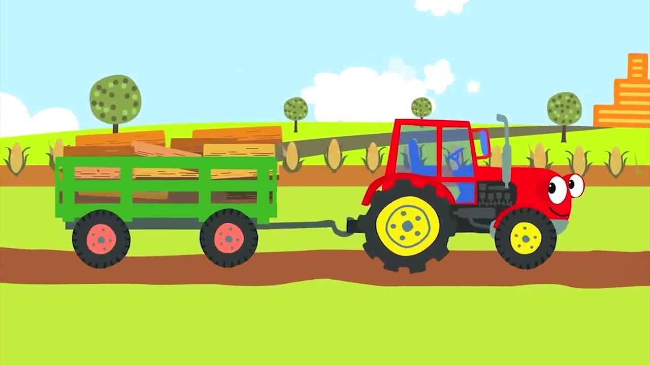 Download Kinderlieder - zehn Lieder von Kote TV über verschiedene Fahrzeuge! - Kinderlied deutsch