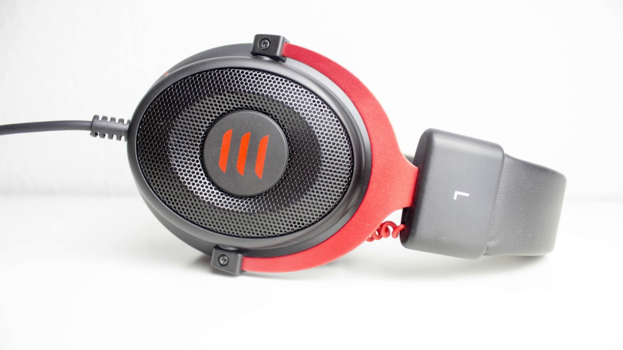 EKSA E900 Gaming-Headset Test / Audio-Aufnahme