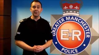 Testimonial | Sergeant Tariq Butt | Greater Manchester Police
